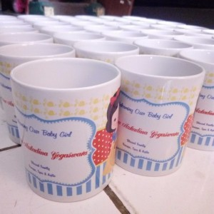 Mug Putih Packaging